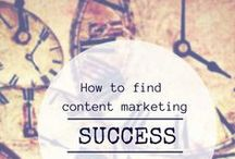 Content Marketing / Tips for better content #marketing strategies / by Wade Harman