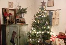 ~oh Christmas Tree-How lovely are your branches~ / the excitement of a child on Christmas morning-is priceless!