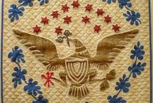 Patriotic Quilts, Old & New