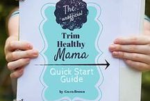 Trim Healthy Mama Tips & Testimonials / My weight loss journey with THM...I lost over 40 pounds in about 6 months with the Trim Healthy Mama plan!