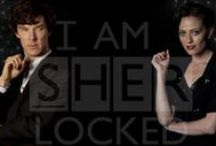 Sherlocked / by Amanda Ashcraft Bishop