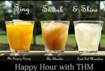 THM FP Smoothies & Drinks / Trim Healthy Mama FP Smoothies and Drinks- delicious all day drink choices to keep you refreshed and sugar free!