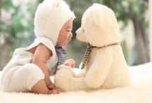Newborn Photography / A cute collection of inspiring props, wraps, costumes and blankets for newborn photographers.