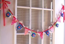 [ Bunting Bliss ] / by Michaele Sommerville