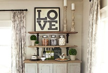 :: home decor / main living spaces :: / by Libby