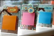 Creative Gift Ideas / Creative gift ideas, to buy or DIY, and fun ways to wrap or present gift cards.