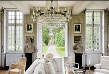 French Interiors / by Elizabeth Perry-Smith