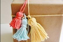 DIY wrappings / by gabipi