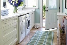 Laundry & Mud room / by Charis Hueftle