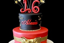 Sweet 16 Party Ideas / Sweet 16 Party Ideas with a Hollywood theme!