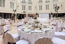 Wedding Hall Atrium-cafe Versailles / Wedding Hall at Grand Hotel Emerald