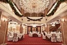 Wedding Hall Emerald / Wedding Hall at Grand Hotel Emerald