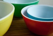 Pyrex and other kitchen stuff / by Linda Cameron