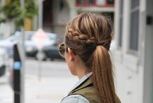 Hair / Beautiful haircuts and colors, great hairstyles.