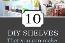 D I Y HOME / Tutorials and how-to's for building, creating and remodeling for the home. / by Jeanne DeShazer