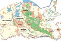 Utrechtse heuvelrug en daaromheen