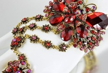 Elegant Jewelry fit for a Princess! / I love my Pinterest! boards. So full of beauty, life, love and inspiration.