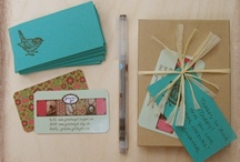 Business Cards, Labels & Packaging / Ideas for future projects. / by Chris Clarke