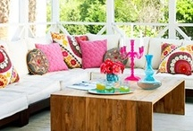 Outdoor Spaces & Decor / by Chris Clarke