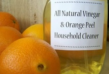 Natural Cleaning / by Chris Clarke