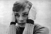"""Audrey Hepburn - The One And Only / I've always been enthralled with her, and her story goes so much deeper than just her beauty. Everyone should read her story. She was MUCH more than just a pretty face. She was a woman of true substance... """"I couldn't quite fathom that she was real. There were so many paradoxes in that face. Darkness and purity; depth and youth; stillness and animation. She had a fresh new look, a beauty that was ethereal."""" - Anthony Beauchamp, photographer. / by Judith Williams"""