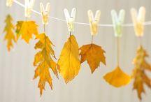 DEKORATION - Herbst