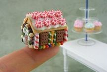 Miniature Food With Polymer Clay / miniature foods made with polymer clay