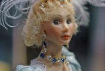 Miniature Dolls / by Labedzki-Art