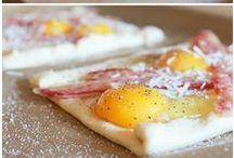 breakfasts / Breakfast Recipes / by Jessica Borchers