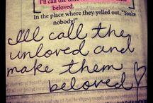 What Jesus has taught me...