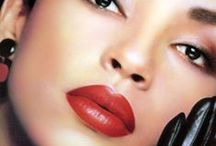 Beautiful Black Women, Models and Actresses.