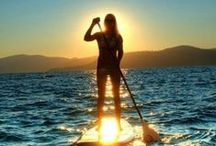 SUP Standing Up Paddling / by gabipi