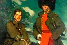 Northumberland Fusiliers / by Dan Jackson