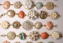 sparkle & charm / jewelry / by Jessica Borchers