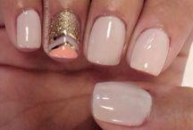 nail arts / mani / pedi ideas / by Jessica Borchers