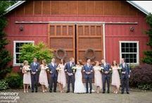 Bridal Party / || Wedding bridal party poses and fun || / by Memory Montage Photography