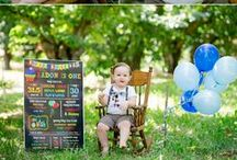 Cake Smash + First Year Sessions / For those fun moments, cake smashes and first birthdays! / by Memory Montage Photography