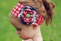 Hair, nails, eyes , beauty.... And bows