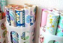 ORGANIZED / by Tasya {My House and Home}
