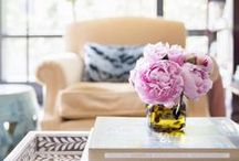 DECORATING HOME / Decor, flowers..... / by Tasya {My House and Home}