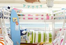 KIDS BEDROOMS / by Tasya {My House and Home}