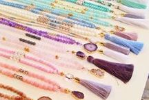 JEWELRY + ACCESSORIES / by Tasya {My House and Home}