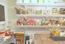 CRAFT ROOMS / by Tasya {My House and Home}