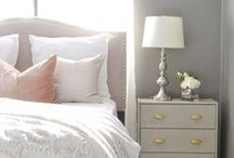 BEDROOMS / by Tasya {My House and Home}