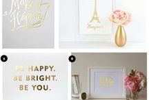 PICTURE + PRINT IDEAS / by Tasya {My House and Home}