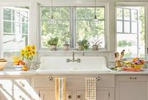KITCHENS / by Tasya {My House and Home}