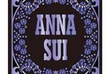 Anna Sui  / Drawing Inspiration from Anna Sui's fashion and accessories, Anna Sui Eyewear incorporates the same fanciful details, that have defined the brand since its beginning including the signature rosebud, Anna's favorite butterfly motif and classic framework design. / by Kate Reese