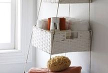 Delightful Crafts/DIY/Decor / Let's get crafty and decorat! Anything and everything to ignite your creative senses.  Decor, furniture, fixture and home ideas that offer both form and function. Watch out Martha, here we come!! .