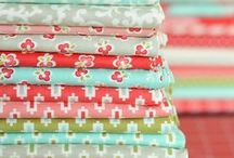 Fabric Swoon / Collections and fabrics for projects or just to awe.