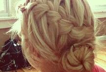 hair. / by maddie reid-tedesco